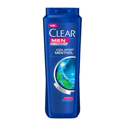 Photo of Clear Men Şampuan Cool Sport Menthol Ferahlatıcı Nane Etkisi