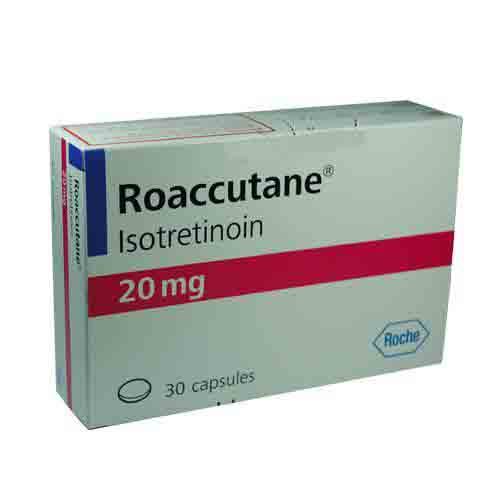 Photo of Roaccutane