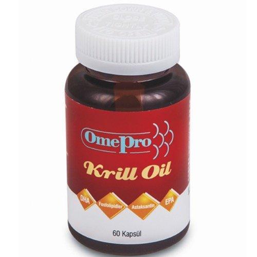 Anti OmePro Krill Yağı 1