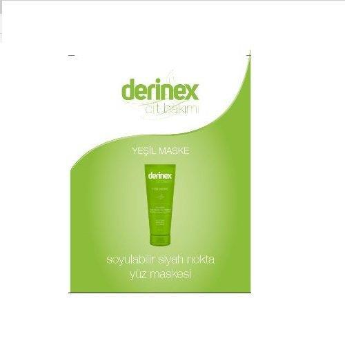Derinex Yeşil Soyulabilir Maske 1