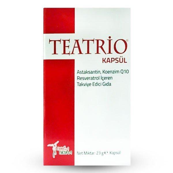 Doğaderma Teatrio Kapsül