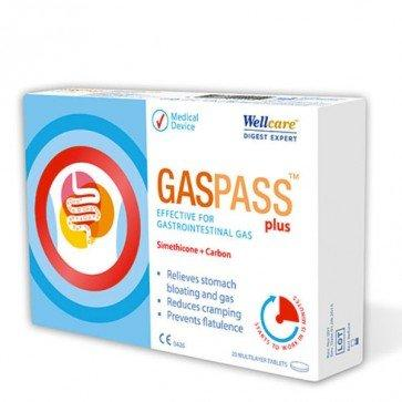Gaspass Plus 20 Tablet 1