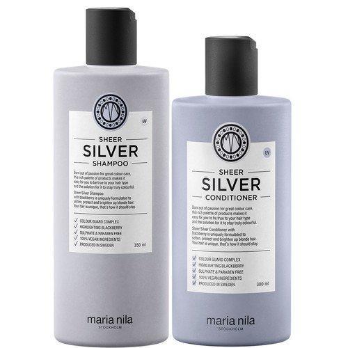 Silver Şampuan 1