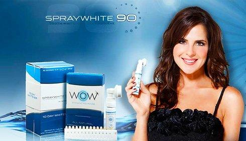Spray White 90 1
